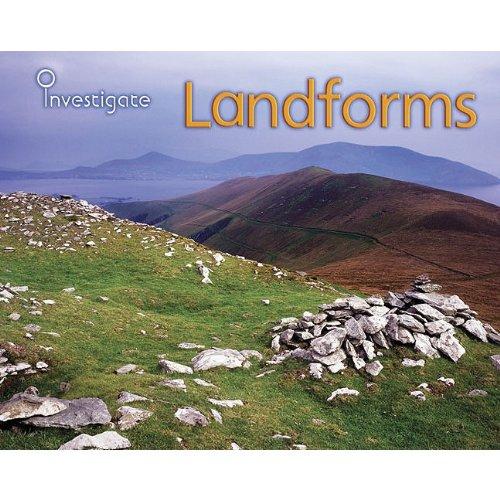 9781432934774: Landforms (Investigate Geography)