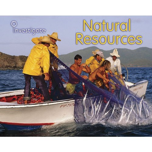 9781432934781: Natural Resources (Investigate Geography)
