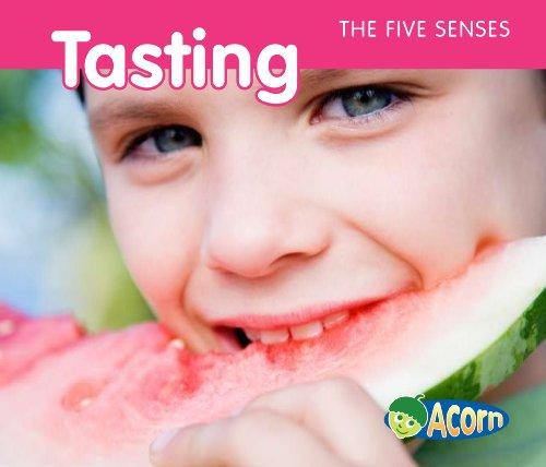 9781432936839: Tasting (The Five Senses)