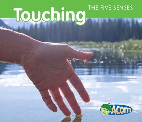 9781432936884: Touching (The Five Senses)