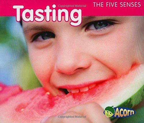 9781432936891: Tasting (The Five Senses)