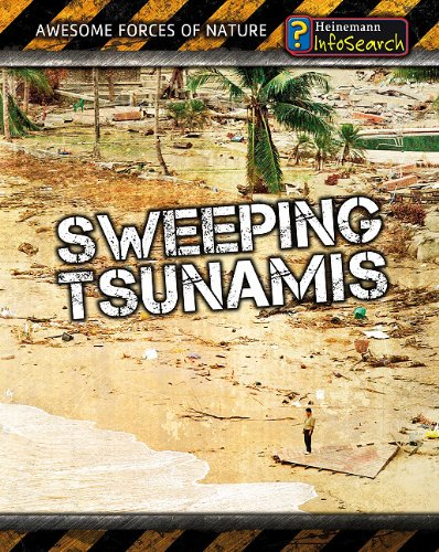 9781432937928: Sweeping Tsunamis (Awesome Forces of Nature)