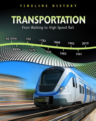 9781432938123: Transportation: From Walking to High-Speed Rail (Timeline History)
