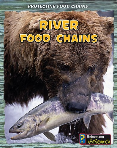 9781432938680: River Food Chains (Protecting Food Chains)