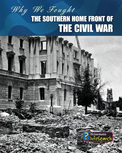 9781432939182: The Southern Home Front of the Civil War (Why We Fought: The Civil War)