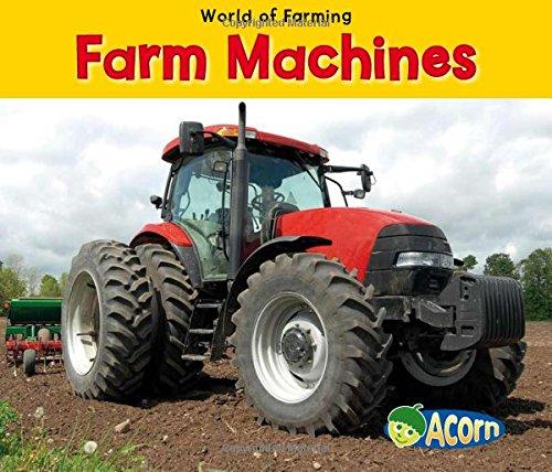 9781432939427: Farm Machines (World of Farming)
