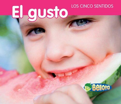 9781432942878: El gusto (Los cinco sentidos) (Spanish Edition)