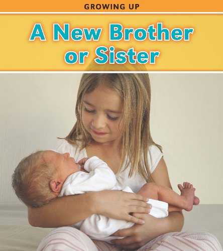 A New Brother or Sister (Library Binding): Charlotte Guillain