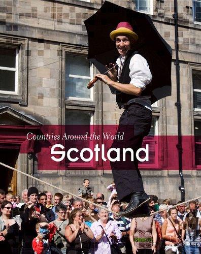 Scotland (Countries Around the World): Waldron, Melanie