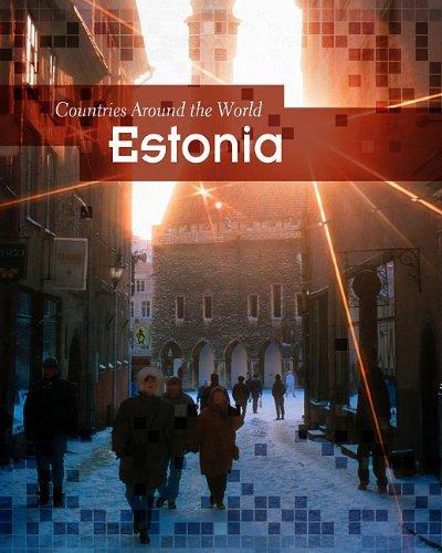 9781432952273: Estonia (Countries Around the World (Paperback))