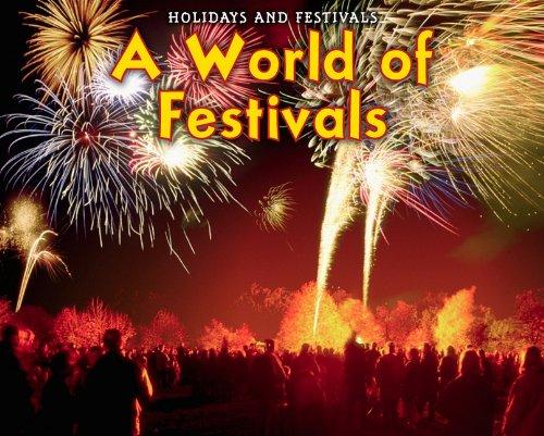 A World of Festivals: Rebecca Rissman