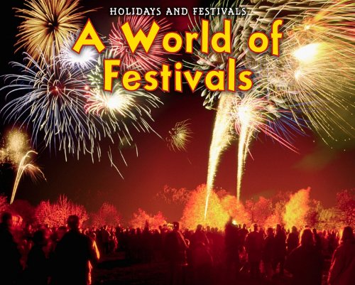 9781432954994: A World of Festivals (Holidays and Festivals: Acorn Read-aloud, Level M)