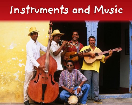 9781432955045: Instruments and Music