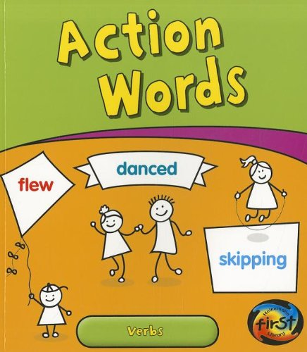 9781432958176: Action Words: Verbs (Getting to Grips with Grammar)