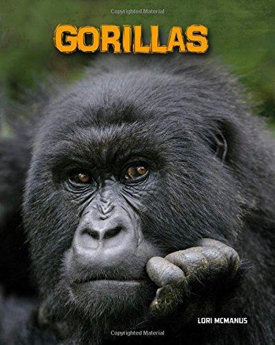 9781432958701: Gorillas (Living in the Wild: Primates)