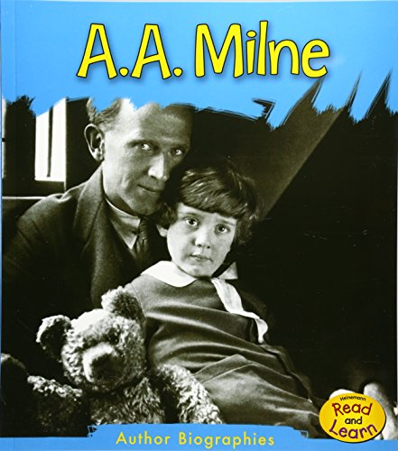A. A. Milne (Author Biographies): Charlotte Guillain