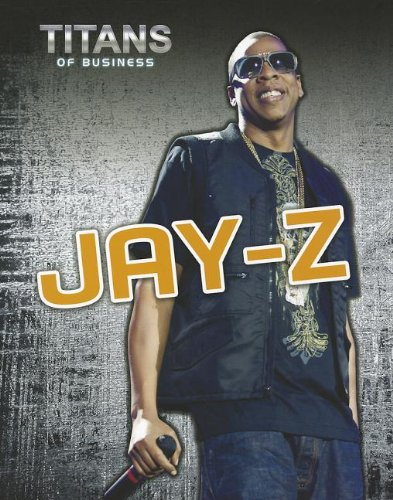 9781432964375: Jay-Z (Titans of Business)