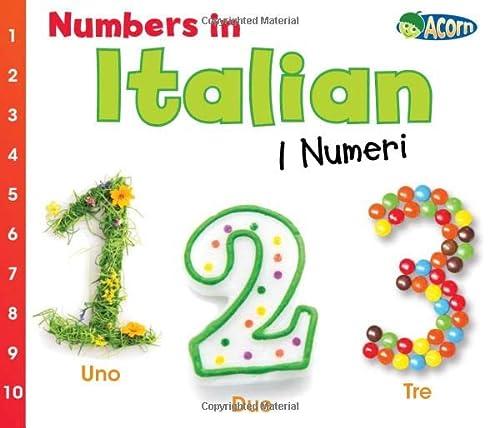 Numbers in Italian: I Numeri (Acorn): Nunn, Daniel