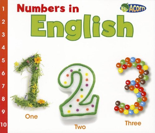 9781432966843: Numbers in English (World Languages- Numbers)