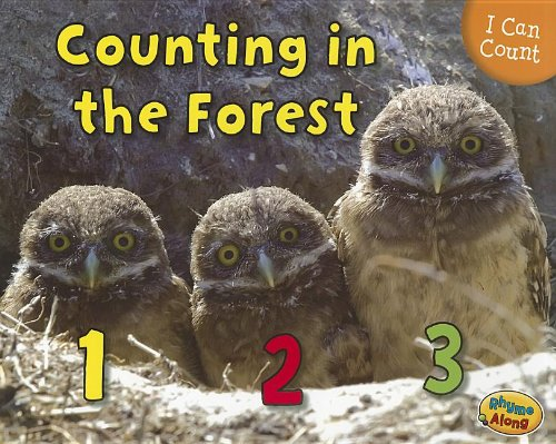 Counting in the Forest (I Can Count!): Rissman, Rebecca