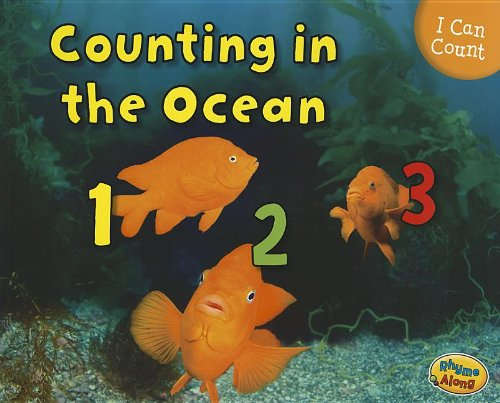 Counting in the Ocean (I Can Count!): Rissman, Rebecca