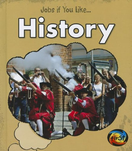 History (Jobs If You Like.): Charlotte Guillain