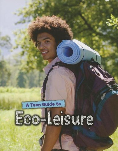9781432970529: A Teen Guide to Eco-Leisure (Eco Guides)