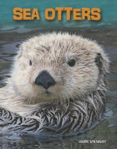 9781432970727: Sea Otters (Living in the Wild: Sea Mammals)
