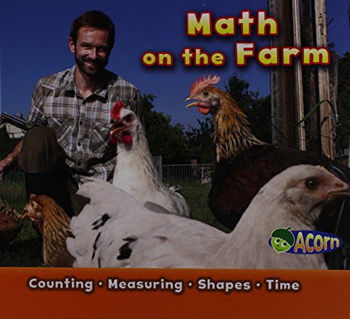 Math on the Farm (Math on the Job): Steffora, Tracey