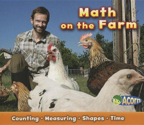 9781432971632: Math on the Farm (Math on the Job)