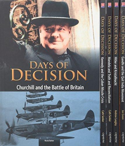 Days of Decision: Langley, Andrew; Green, Jen; Senker, Cath; Barber, Nicola