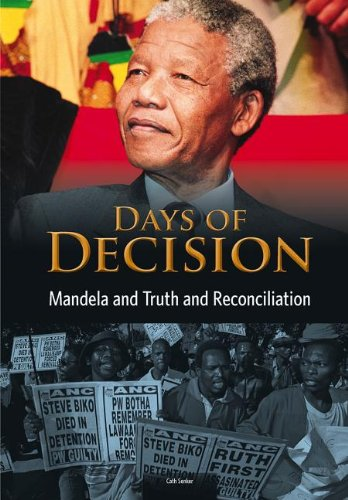 9781432976453: Mandela and Truth and Reconciliation: Days of Decision