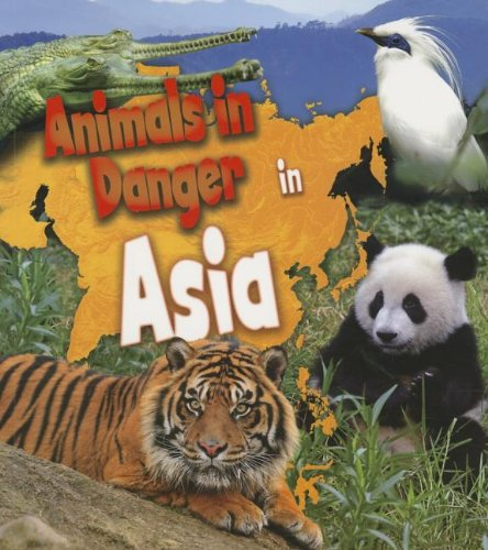 9781432976804: Animals in Danger in Asia