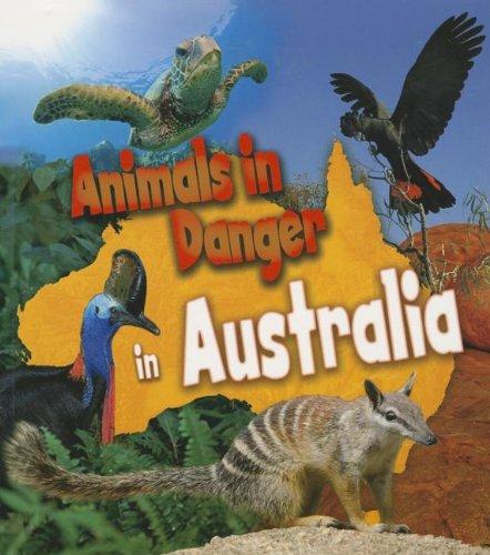 9781432976811: Animals in Danger in Australia
