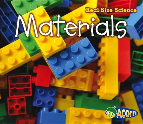 9781432978853: Materials: Real Size Science