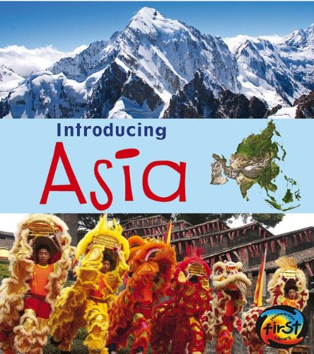 9781432980474: Introducing Asia (Introducing Continents)