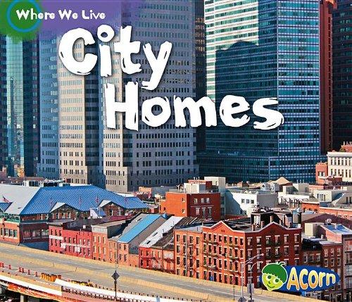 9781432980702: City Homes (Where We Live)