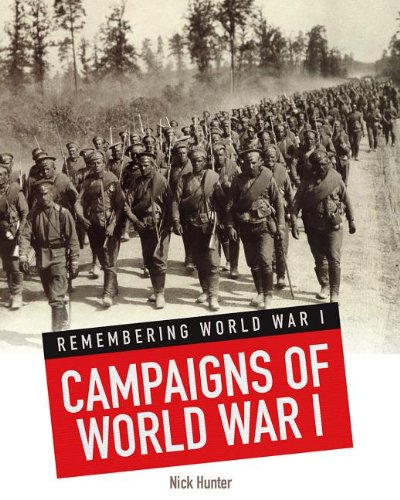 Campaigns of World War I: Hunter, Nick