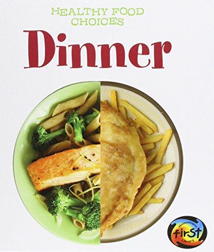 Dinner (Heinemann First Library): Parker, Vic
