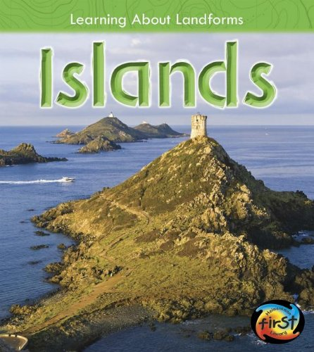 9781432995409: Islands (Learning About Landforms)