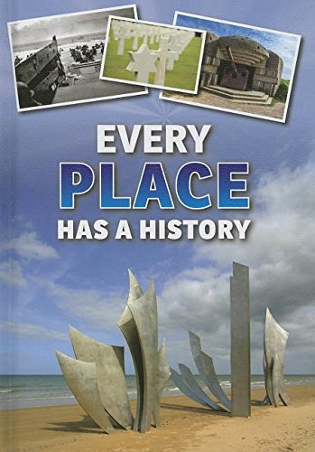Every Place Has a History Everything Has a History: Andrew Langley