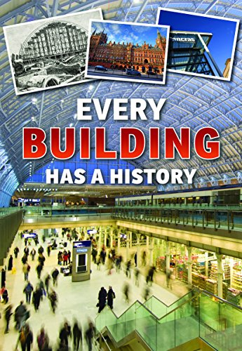Every Building Has a History (Everything Has a History): Langley, Andrew