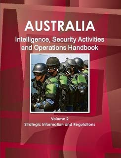 9781433002915: Australia Intelligence, Security Activities & Operations Handbook (World Strategic and Business Information Library)