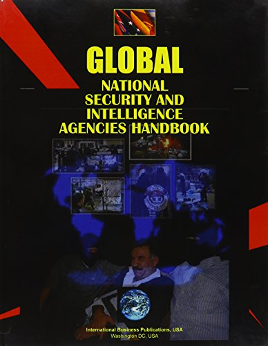 9781433018411: Global National Intelligence and Security Agencies Handbook