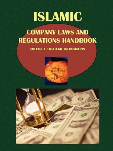 Islamic Company Laws and Regulations Handbook Volume 1 Stratislamic Company Laws and Regulations ...