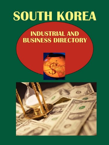 9781433028021: Korea South Industrial and Business Directory
