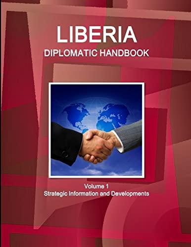 9781433029738: Liberia Diplomatic Handbook