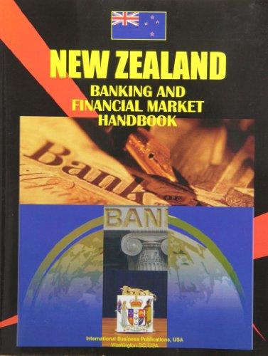 9781433036392: New Zealand Banking & Financial Market Handbook (World Strategic and Business Information Library)