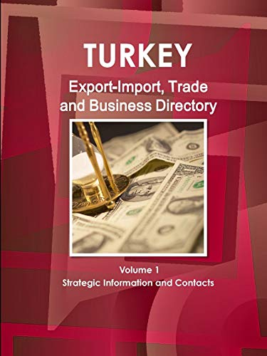 9781433050237: Turkey Export-Import Trade and Business Directory (World Strategic and Business Information Library) (Volume 1)
