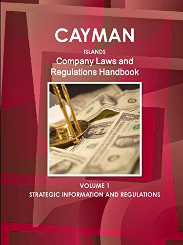 9781433069604: Cayman Islands Company Laws and Regulations Handbook (World Law Business Library)